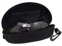 DAA Schießbrille Model TANGO mit klaren Gläsern