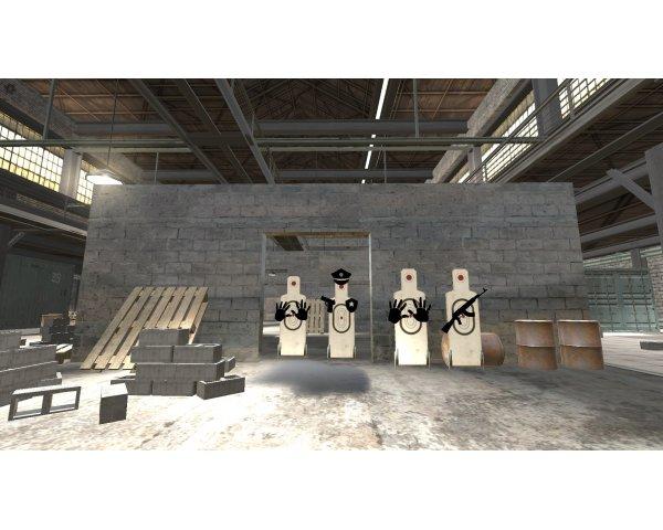Laser Ammo Smokeless Range - Tactical Targets Addon