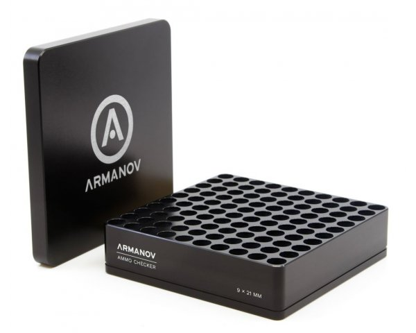 Armanov Ammo Checker