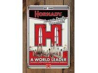 Hornady Werbeschild A world leader