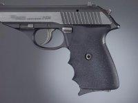 Hogue Griff für Sig Sauer P230/P232 - mit Fingerrillen
